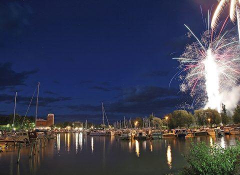 Uudenkaupungin 400- juhlavuosi starttaa 31.12. klo 18